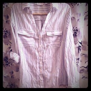 Button up blouse!